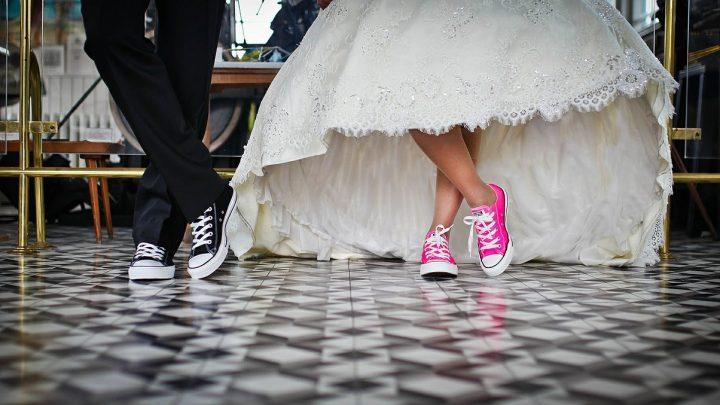 3 tips voor het vinden van de perfecte schoen voor een bruiloft